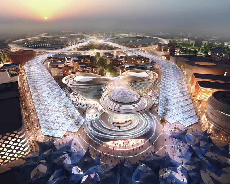 Expo 2020- A Day Sightseeing tour from Dubai Location