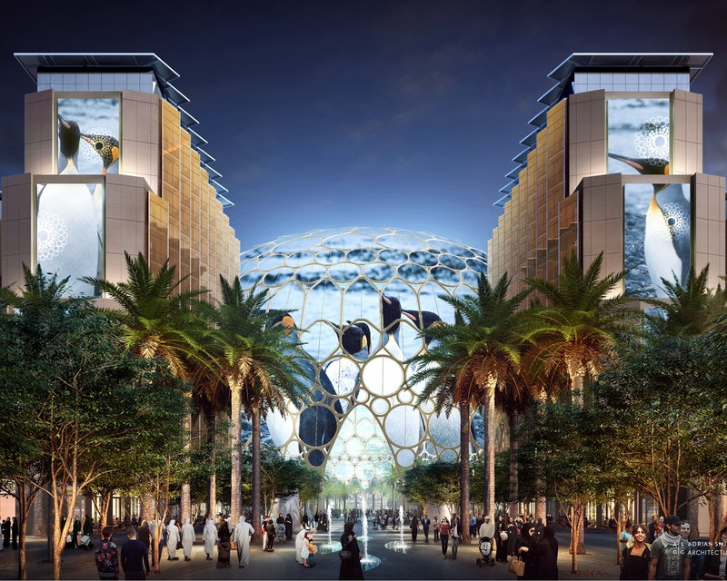 Expo 2020- A Day Sightseeing tour from Dubai Discount