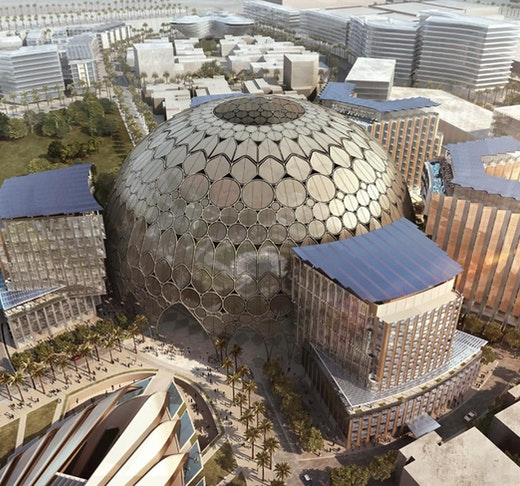Expo 2020- A Day Sightseeing tour from Dubai Price
