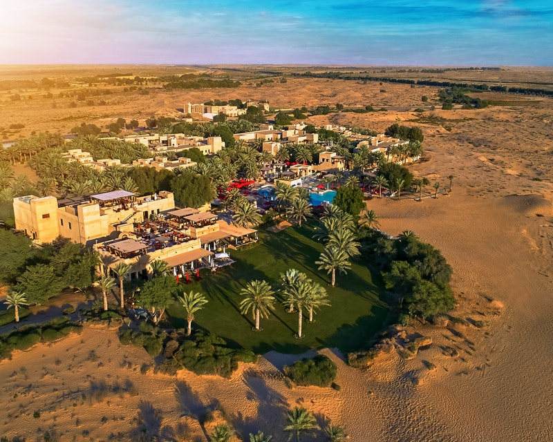 Al Hadheerah Desert Restaurant  Category