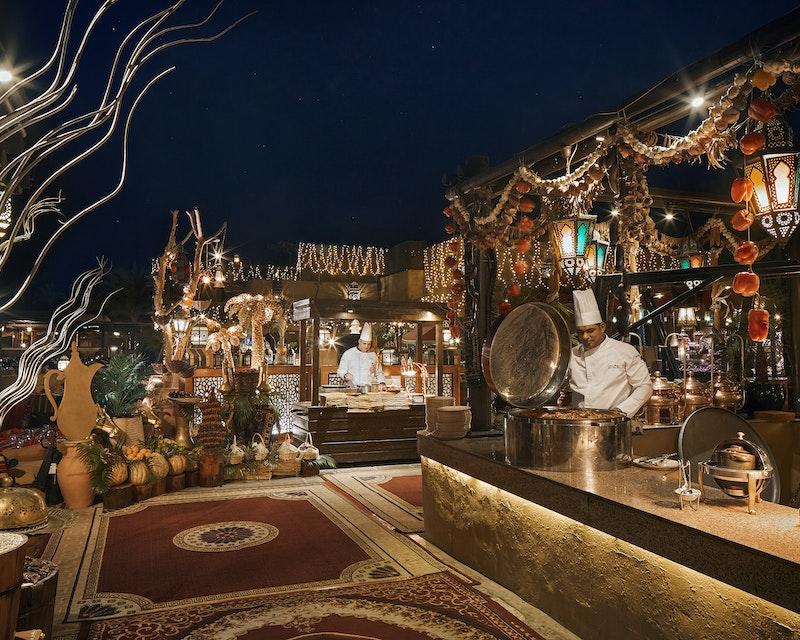 Al Hadheerah Desert Restaurant  Discount
