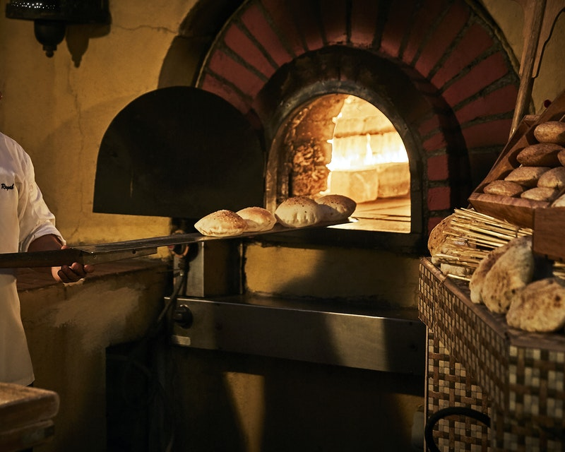 Al Hadheerah Desert Restaurant