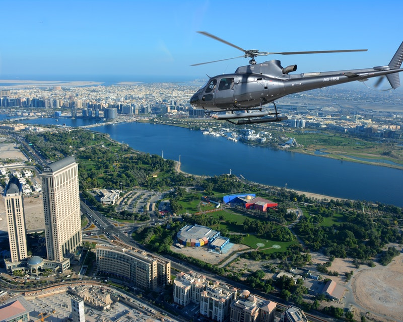 Helicopter Rides Category