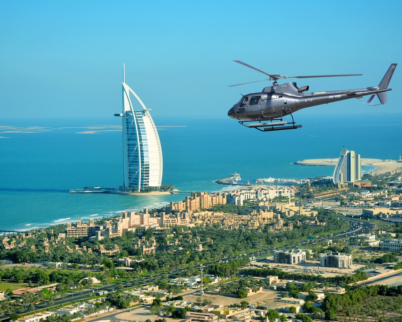 Helicopter Rides Price