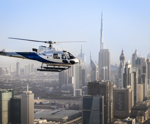 Helicopter Rides Ticket