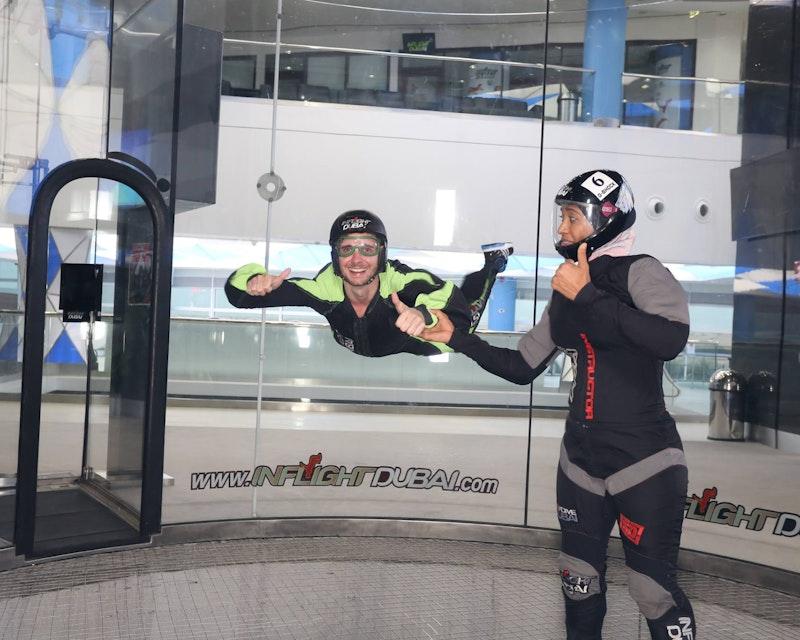 Inflight Indoor Skydiving Dubai  Ticket