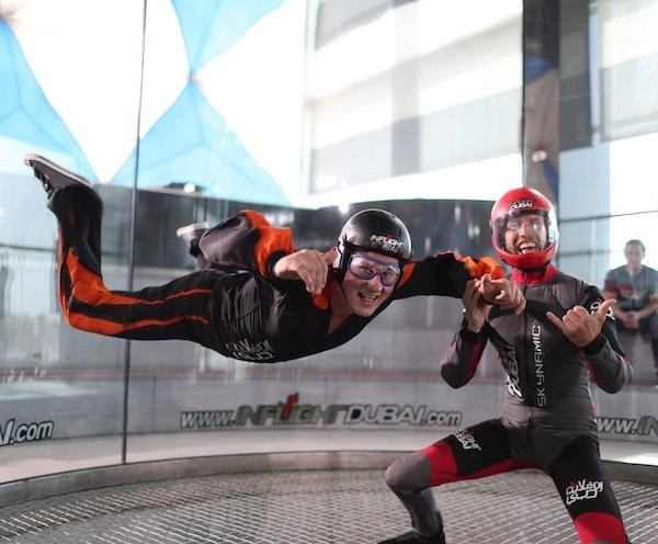 Inflight Indoor Skydiving Dubai