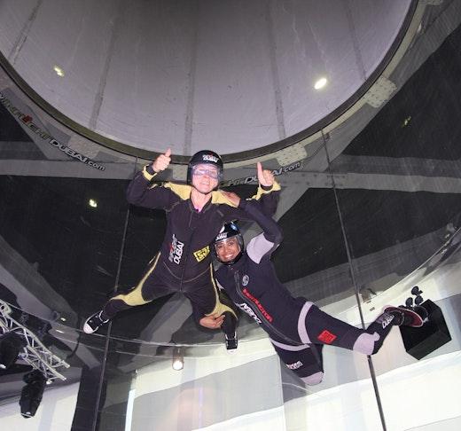 Inflight Indoor Skydiving Dubai  Discount
