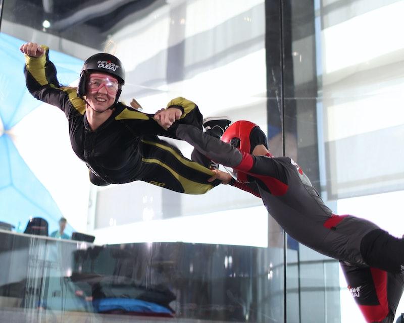 Inflight Indoor Skydiving Dubai  Price