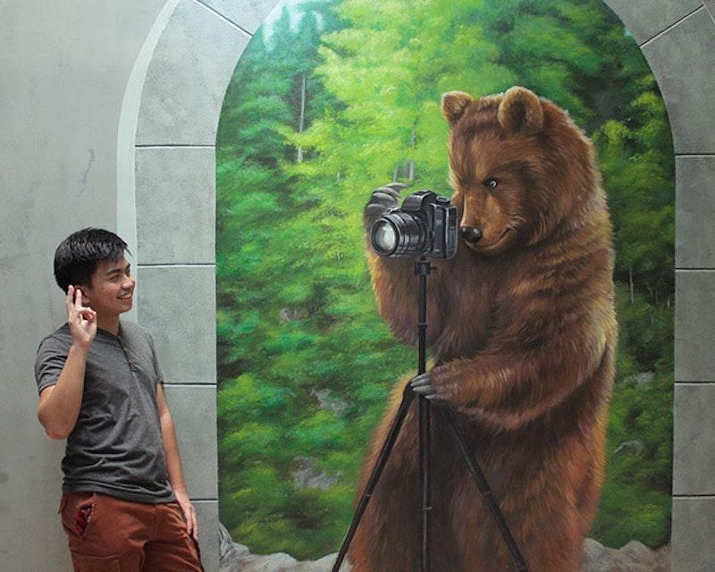 3D World Selfie Museum Ticket