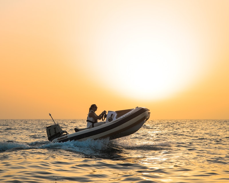 HERO OdySEA Self Drive Dubai Boat Tour Ticket