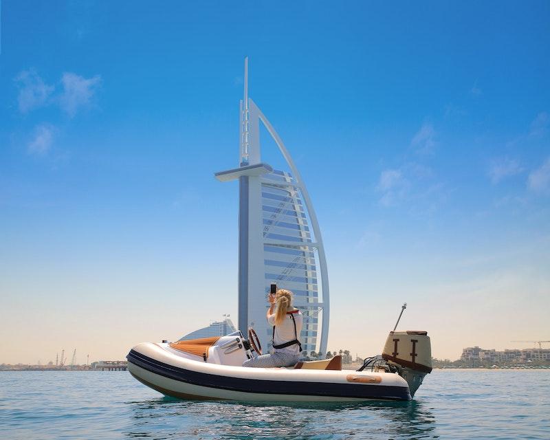 HERO OdySEA Self Drive Dubai Boat Tour Category