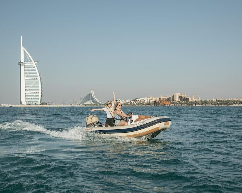 HERO OdySEA Self Drive Dubai Boat Tour Price