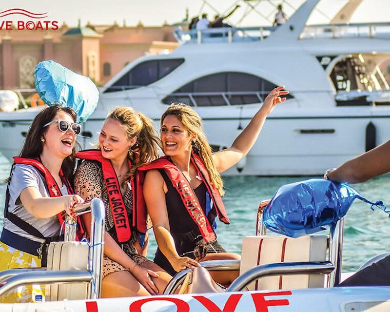 Love Boat Sightseeing Tour Dubai Location