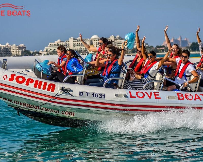Love Boat Sightseeing Tour Dubai