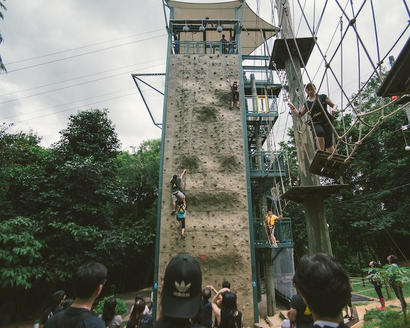 Mega Adventure Park Price