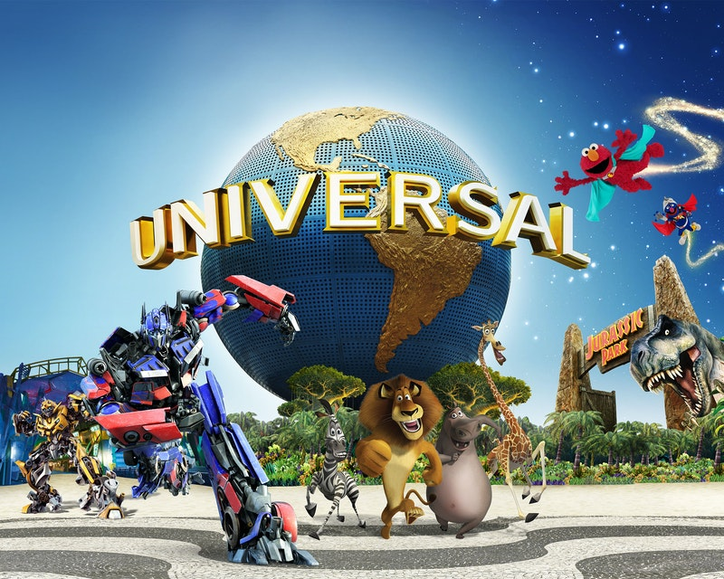 Universal Studios Singapore VIP Experience Category