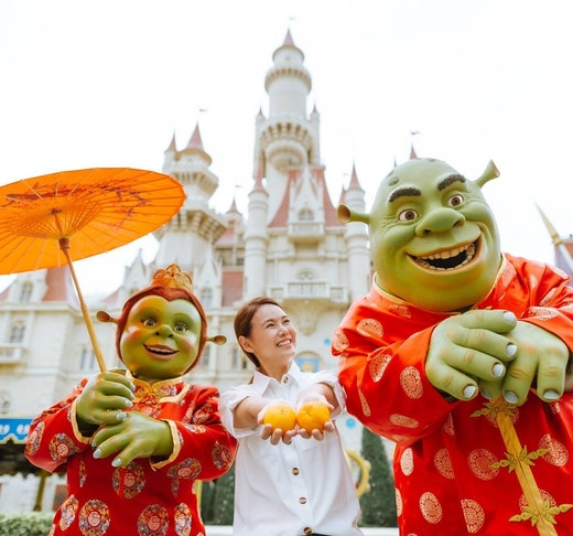 Universal Studios Singapore VIP Experience Price