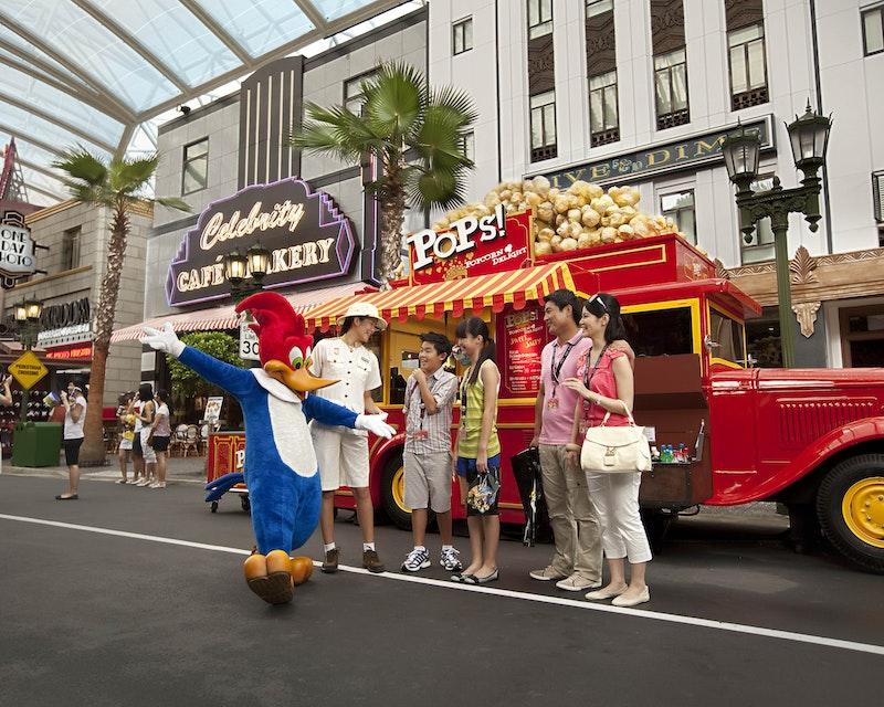 Universal Studios Singapore VIP Experience