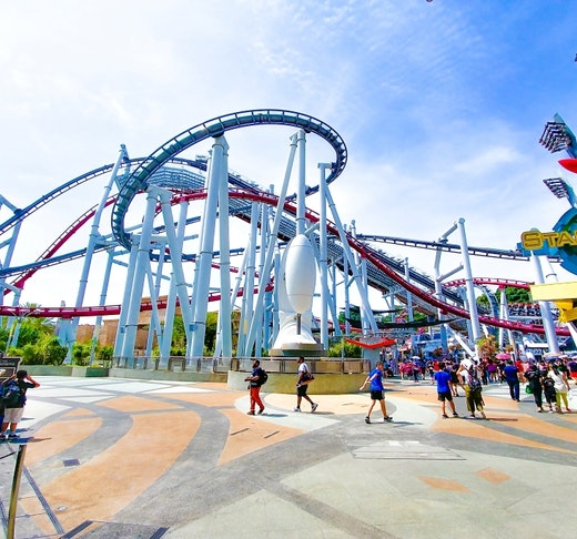Universal Studios Singapore VIP Experience Ticket