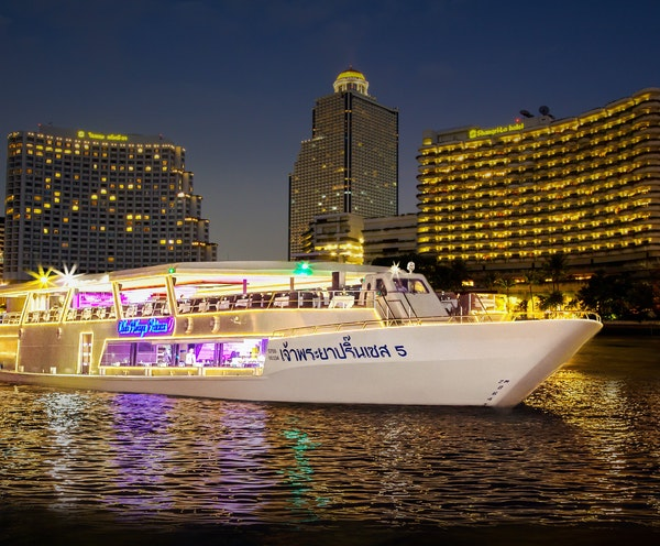 Chao Phraya Princess Cruise Discount