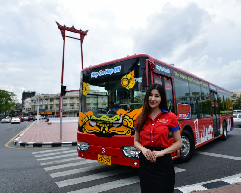 Hop on Hop off Bus Bangkok By Giants City Tour Location
