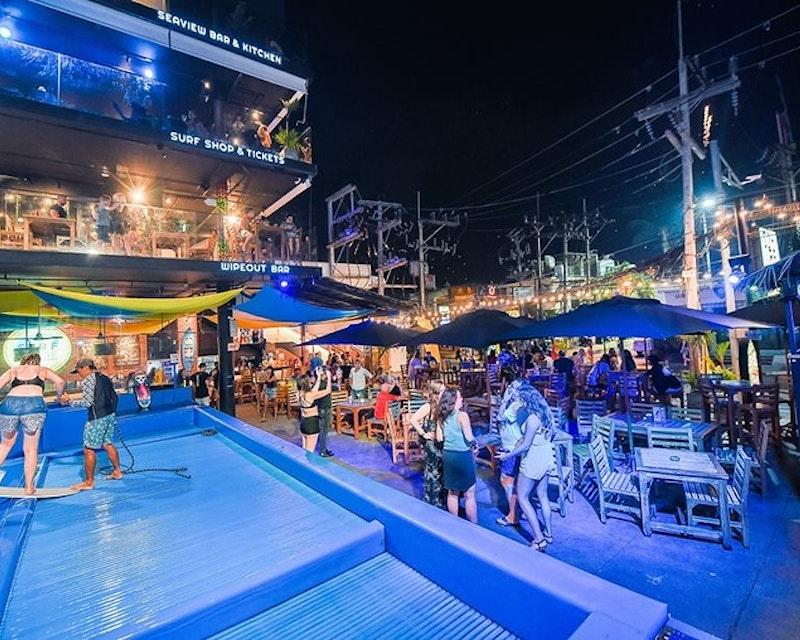 Surf House Phuket Patong Beach Ticket