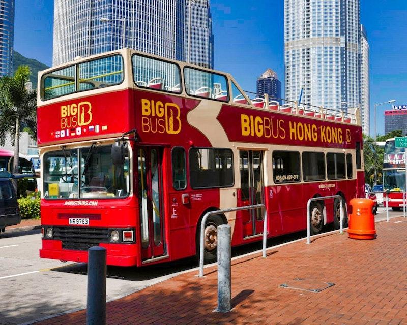 BigBus Hong Kong Ticket
