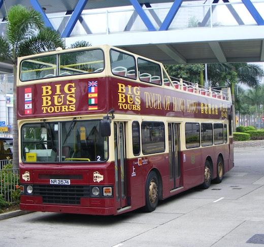 BigBus Hong Kong Price