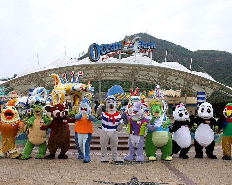 Hong Kong Ocean Park Price