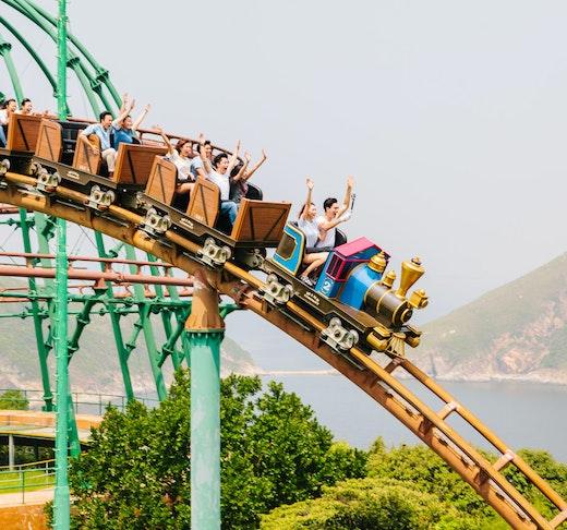 Hong Kong Ocean Park Discount