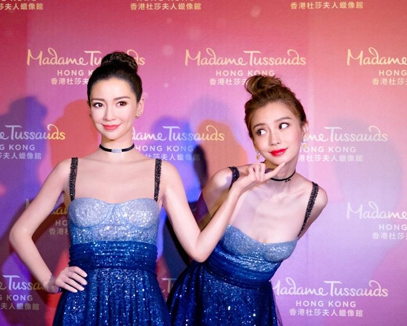 Madame Tussauds Hong Kong Location