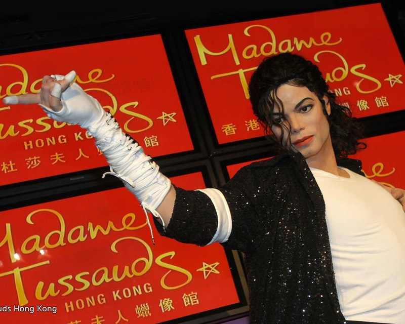 Madame Tussauds Hong Kong Price