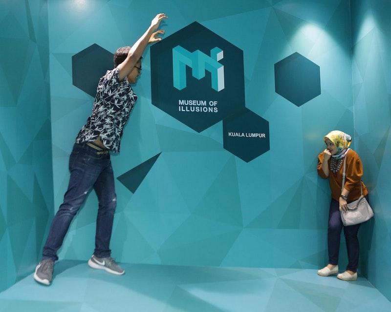 Museum of Illusions Ticket in Kuala Lumpur