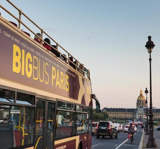 Big Bus Hop on Hop off Pass Price