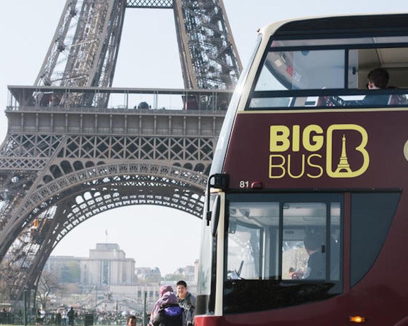 Big Bus Hop on Hop off Pass