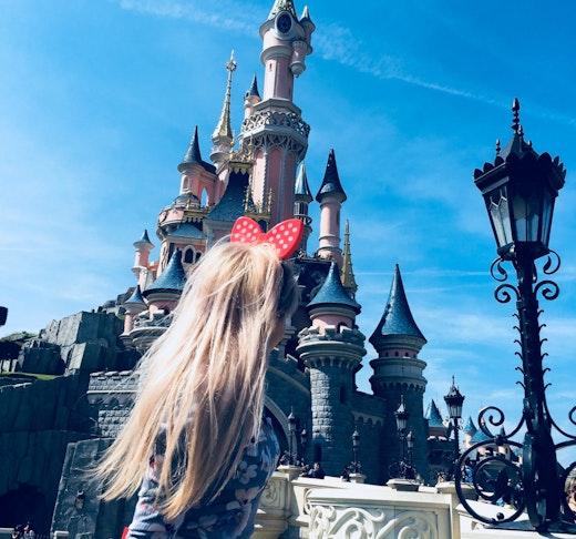 Disneyland Paris 1Day Ticket Discount