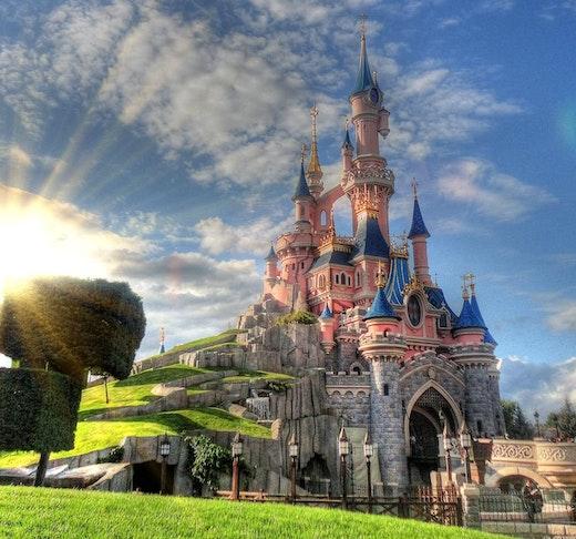 Disneyland Paris 1Day Ticket