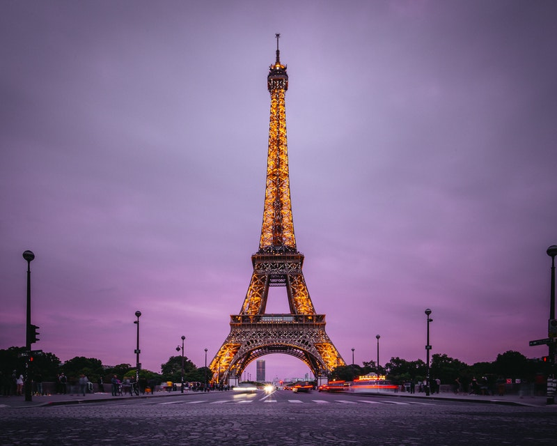 Eiffel Tower Ticket with Priority Access and Audio Guide Category