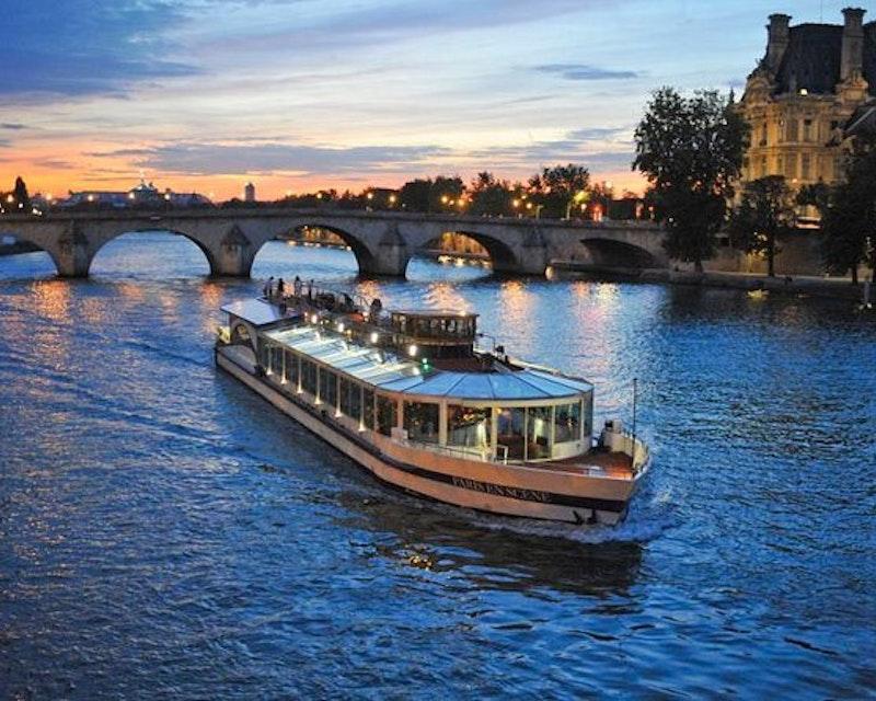 Seine River Dinner Cruise Ticket