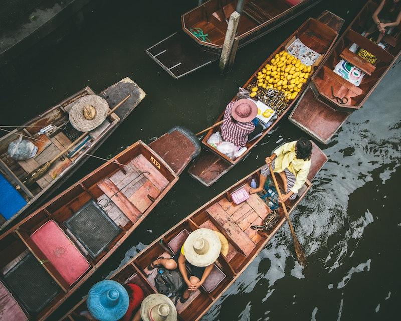Pattaya Floating Market Ticket