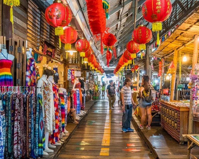 Pattaya Floating Market Discount