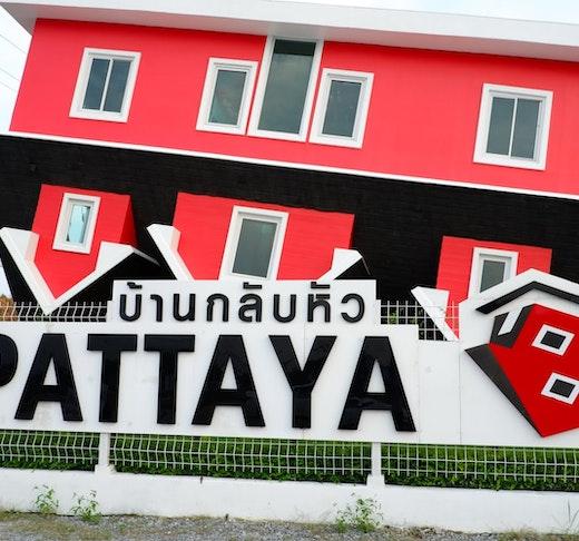 Upside Down Pattaya Location
