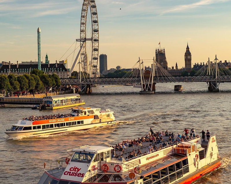 City Cruises Red River Rover Price