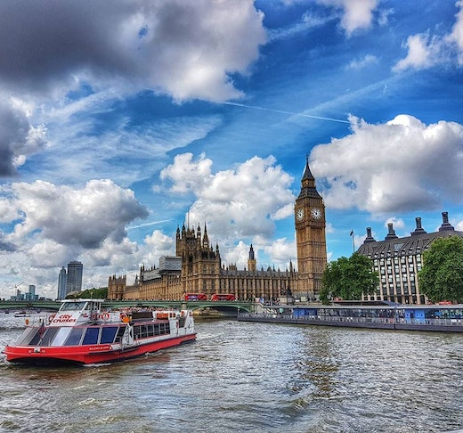 City Cruises Red River Rover Ticket