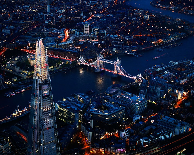 The View From The Shard Tickets Price