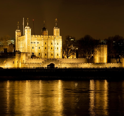 Tower of London Tickets Location