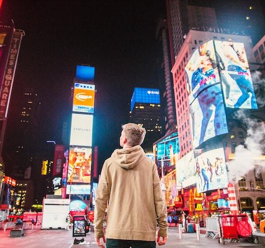 Big Bus New York Hop On Hop Off Bus Tour Location