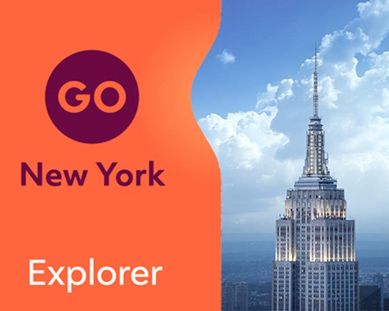 Go New York Explorer Pass Discount