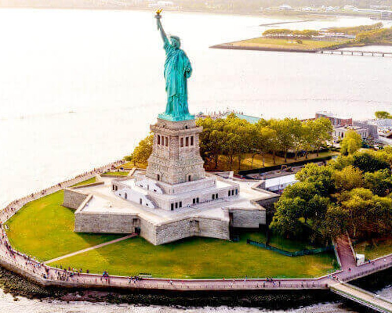 Statue of Liberty Sightseeing Cruise Ticket